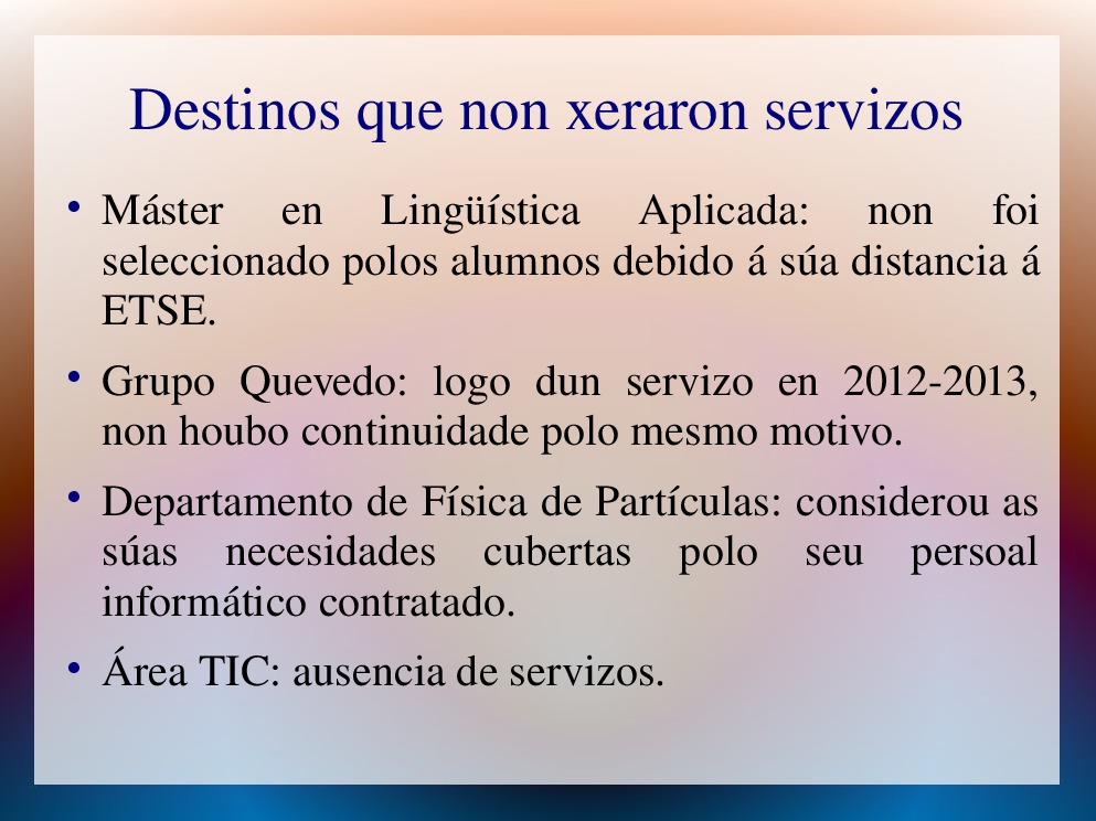 Con que experiencias de ApS contamos nas universidades do sistema universitario galego?